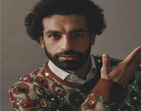 من هي الفنانة اللبنانية الوحيدة التي يتابعها محمد صلاح؟