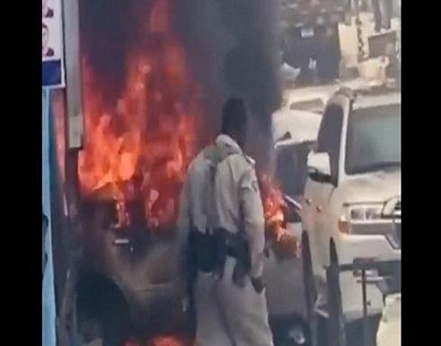8 قتلى و7 جرحى بانفجار قرب القصر الرئاسي في مقديشو