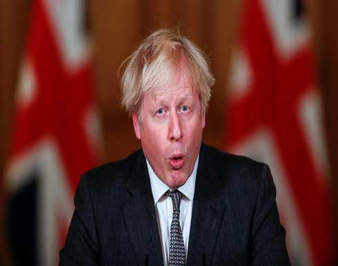 رئيس الوزراء البريطاني يستعين بالدول لإيقاف دوري السوبر الأوروبي