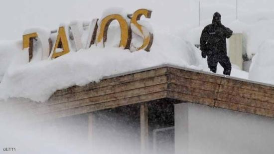 آلاف الجنود وحظر طيران لتأمين منتدى دافوس