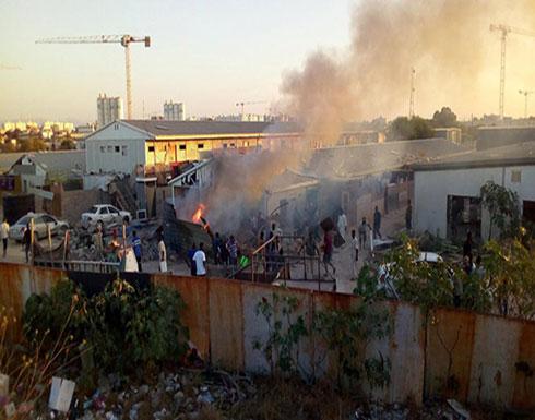 ميليشيات طرابلس المسلحة توافق على تثبيت وقف إطلاق النار