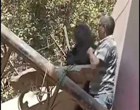 كانا فى وضع مخل بالبلكونة.. تفاصيل اعتداء أهالى المرج على شاب وخطيبته في مصر