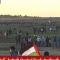 شاهد .. إصابات في صفوف المتظاهرين الفلسطينيين شرقي غزة