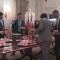 شاهد .. ترمب ينظم مأدبة وجبات سريعة من ماله الخاص في البيت الأبيض