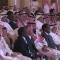 شاهد .. ولي العهد السعودي يحضر الى منتدى الرياض الاقتصادي
