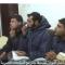 شاهد .. إنقاذ 6 صيادين مصريين قذفت الامواج قاربهم نحو شاطئ غزة