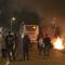 تظاهرات في اسرائيل احتجاجا على الوضع الأمني