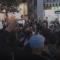 شاهد ..  مسيرة منددة بالعدوان الإسرائيلي على غزة في رام الله