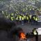شاهد .. احتجاجات السترات الصفراء في فرنسا