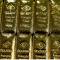 الذهب يرتفع مع تراجع الدولار ويسجل ثالث أسبوع من المكاسب