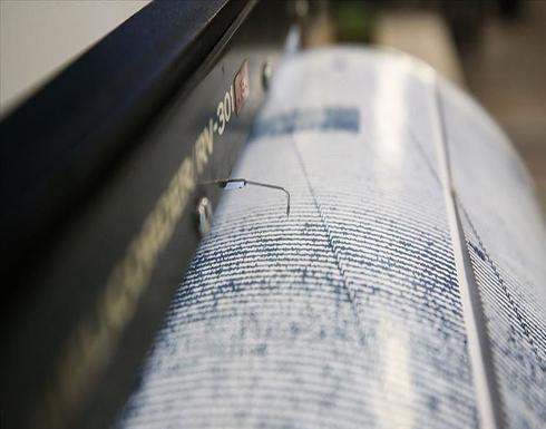 زلزال بقوة 6.9 يضرب إندونيسيا
