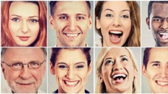 معظم الابتسامات كاذبة ولا تعبر عن السعادة!