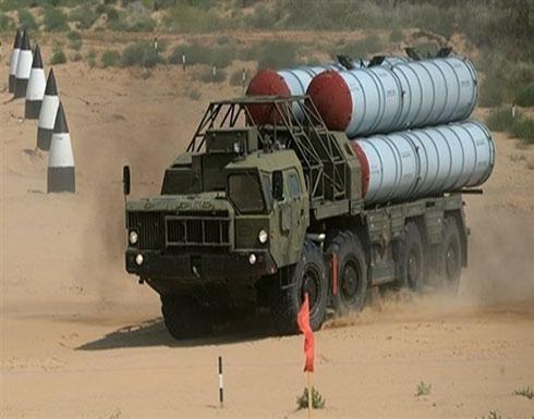 """مصدر عسكري: روسيا زودت سوريا بصواريخ إس 300 """"مجاناً"""""""
