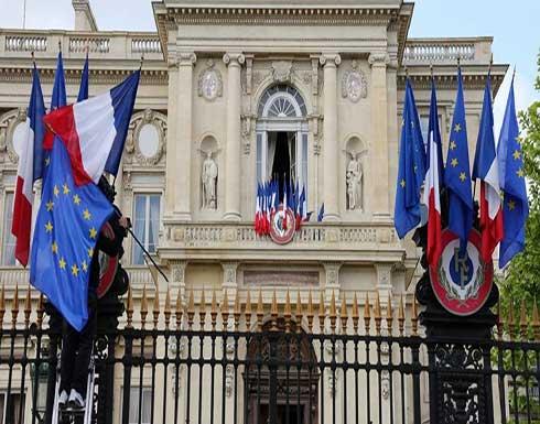 """فرنسا تطالب إيران باستئناف التعاون مع """"الطاقة الذرية"""""""