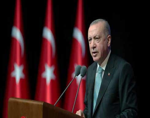 أردوغان: لن نسمح لأي أحد باستغلال الشعب التركي تحت عباءة الدين
