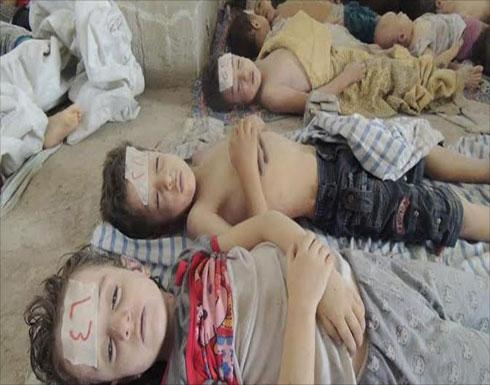 احتمال استخدام السارين بسوريا يقلق واشنطن