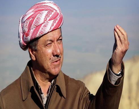 رئاسة إقليم كردستان: مسعود بارزاني استلم مقترحا بديلا عن الاستفتاء من الدول الكبرى