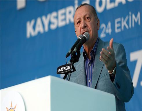 أردوغان: سنواصل دعم نضال أذربيجان لتحرير أراضيها