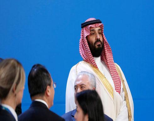 ولي العهد السعودي يجتمع مع رئيس وزراء إيطاليا