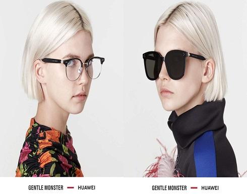 نظارات HUAWEI X GENTLE MONSTER مزيج من الأناقة والتكنولوجيا