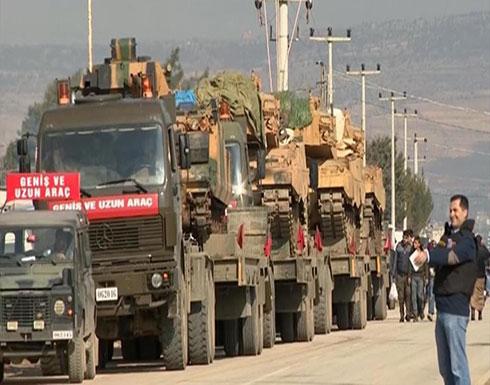 وزير دفاع تركيا يتوعد أكراد سوريا بعملية عسكرية