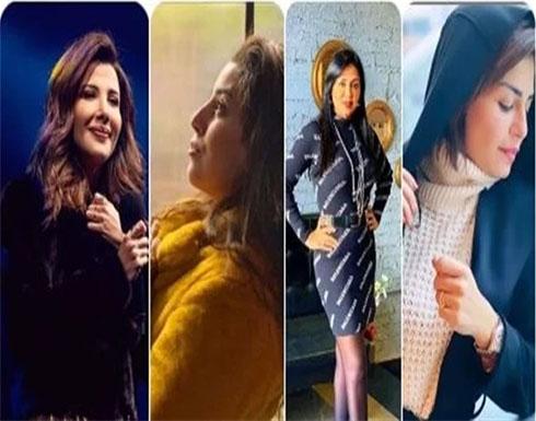شاهد : رانيا يوسف وياسمين صبري.. 10 إطلالات شتوية للنجمات على إنستجرام