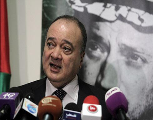 ناصر القدوة: أدعم ترشح البرغوثي لرئاسة فلسطين