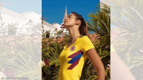 صورة أغضبت منتخب كولومبيا للسيدات