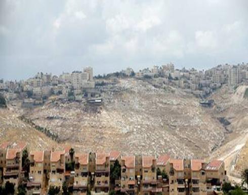 إسرائيل تضع يدها على 193 دونما في رام الله