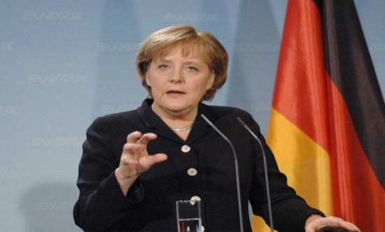 مصدر: ميركل لا تتوقع بدء محادثات جديدة لانضمام تركيا للاتحاد الأوروبي