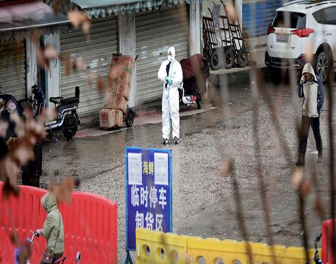 الصين :شاهد رجل أمن يعتدي على سيدة رفضت الخضوع لفحص كورونا