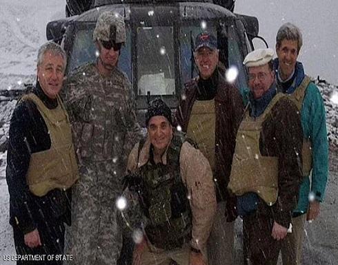 """بخدمة """"في آي بي"""".. واشنطن تكافئ أفغانيا أنقذ بايدن من التجمد"""