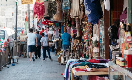 الاردن : تراجع مبيعات الالبسة والاحذية بنسبة 35 بالمئة  خلال 6 اشهر