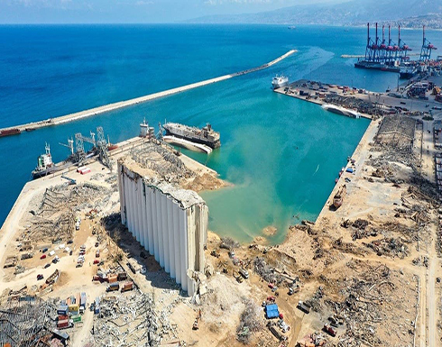"""لبنان يتلقى تحقيق الـ""""إف. بي. أي"""" حول انفجار مرفأ بيروت"""