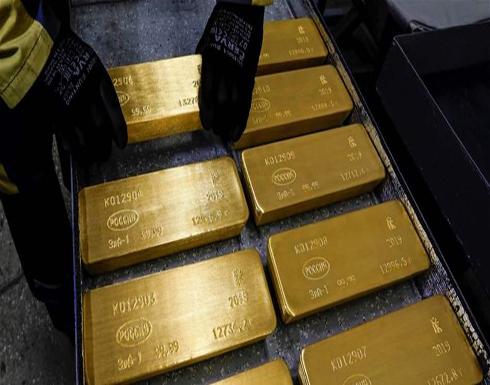 موسكو تضيف كمية هائلة من الذهب إلى احتياطياتها في شهر