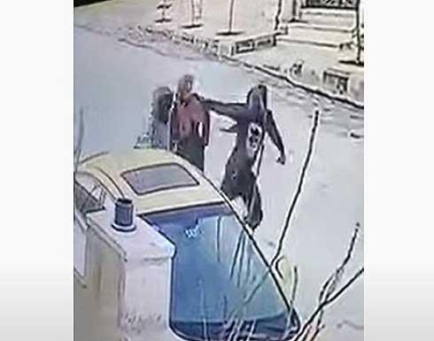 تحريات مصر : المتحرش بـ«فتاة الهرم» سار خلفها لمدة 40 ثانية قبل الجريمة
