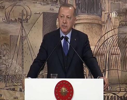 أردوغان: لن نخرج من سوريا.. ويعلن حصيلة الرد التركي
