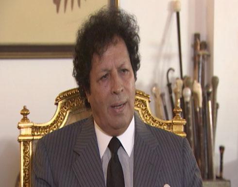 قذاف الدم: ما حدث لم يكن ثورة بل غزو ونبحث إنقاذ ليبيا