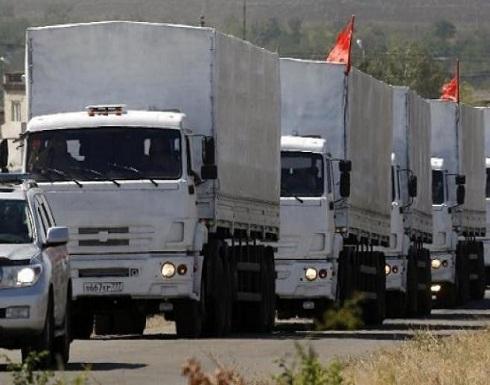 الأمم المتحدة توقف قوافلها الإنسانية من الأردن إلى درعا بسبب المعارك