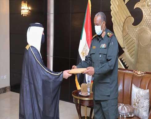 السودان.. البرهان يتلقى دعوة رسمية لزيارة قطر