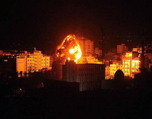 بالفيديو :ارتفاع حصيلة العدوان على غزة الى11 شهيدا..(محدث )