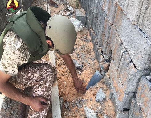 هذا ما فعلته ألغام حفتر.. تسجيل 7 قتلى في طرابلس  .. بالفيديو