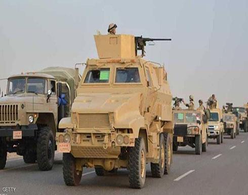 مصر.. أحكام بالإعدام على عناصر داعشية قتلوا جنودا