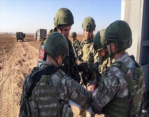 تسيير الدورية التركية الروسية الـ 12 شرق الفرات