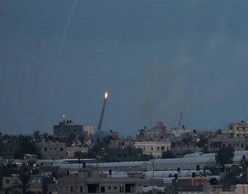 الجيش الإسرائيلي يقصف مرصدا للفصائل في غزة بعد إعلانه إطلاق صاروخ من القطاع
