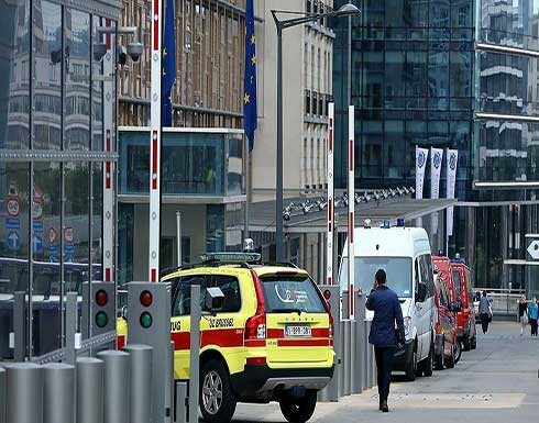 بروكسل.. إصابة 15 شخصا بالاختناق وإخلاء مبنى المجلس الأوروبي