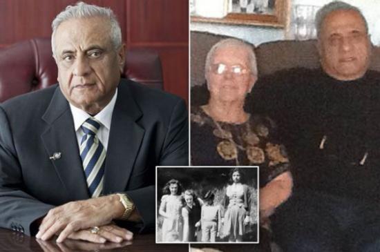 بالصور: بعد فراق 60 عامًا.. امرأة تعثر على شقيقها في قائمة أغنى رجال العالم