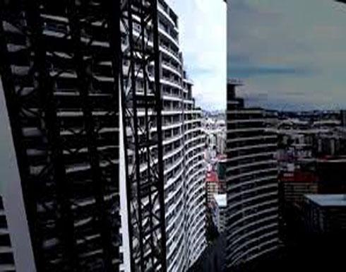 سقوط مروع لفتاة من الطابق العشرين أثناء التقاطها سيلفي (فيديو)