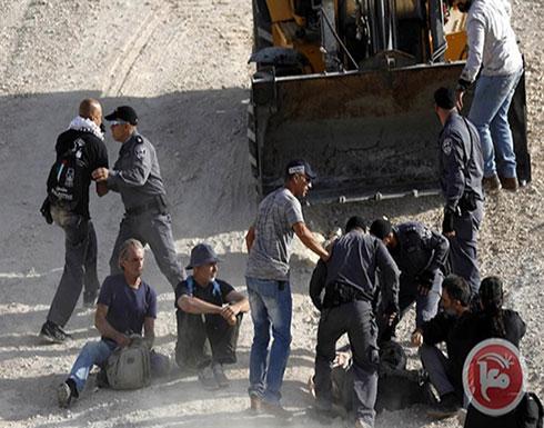 ردا على نتنياهو- عساف: سنواجه جرافات الاحتلال في الخان