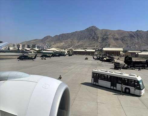 الولايات المتحدة تقوم بإجلاء نحو 110 آلاف شخص من أفغانستان